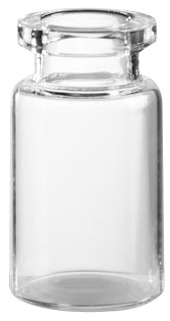 Vial 5ml clear (40x22mm)